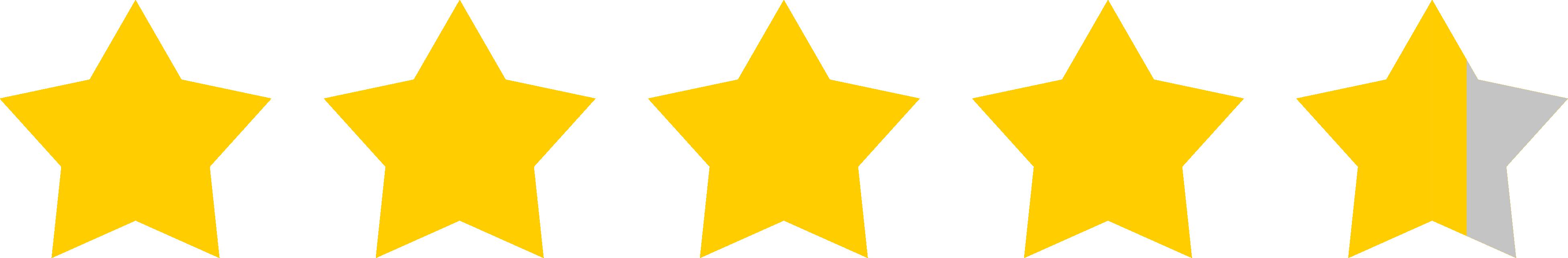 4,7 estrellas